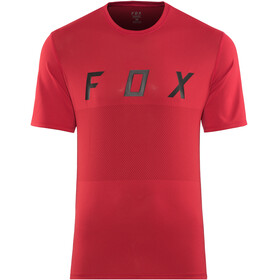 Fox Ranger Fox Bike Jersey Shortsleeve Men red